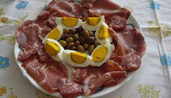 Menù pranzo di Pasqua napoletano