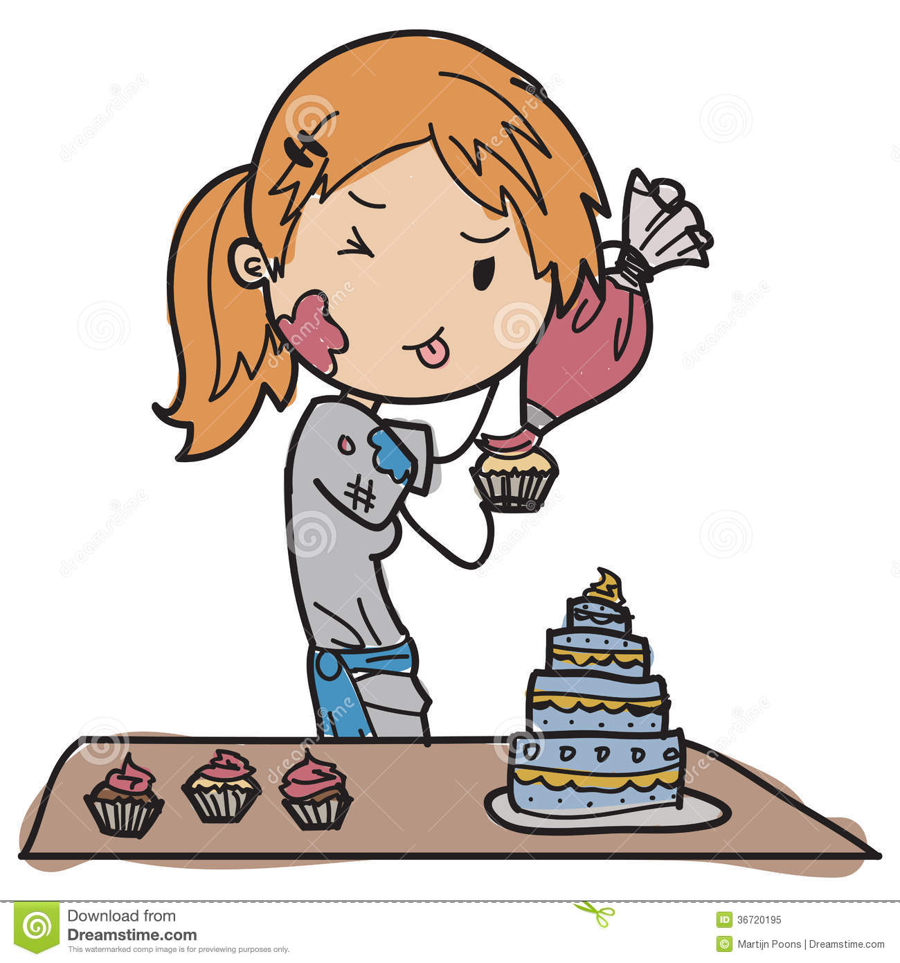 young-pastry-chef-decorating-her-36720195