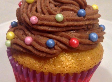 Cupcakes alla nocciola