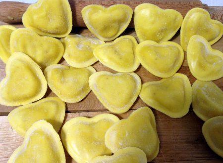 Amorini ai formaggi