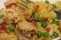 Paella ricetta veloce