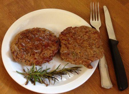 Svizzerine con salsiccia e patate