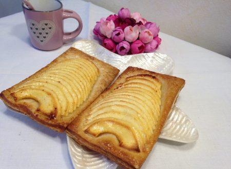 Sfogliatine mele e cannella