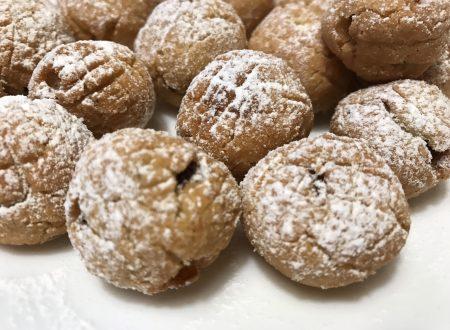Castagnole morbidisssime ricotta e gocce di cioccolato