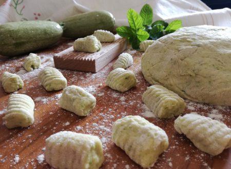Come fare gli gnocchi di zucchine