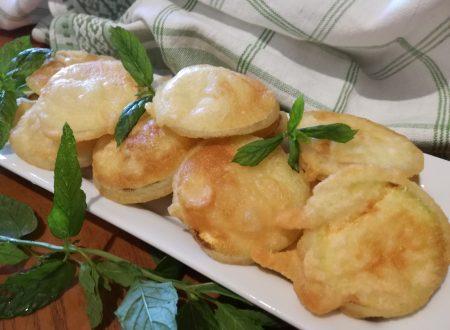 Zucchine in pastella – Zucchini in batter