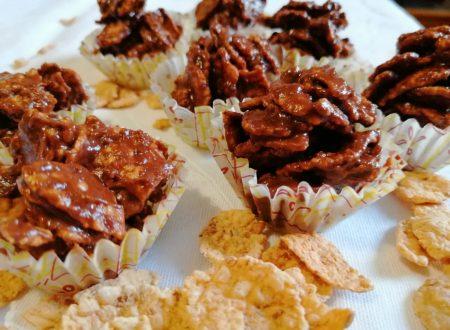 Corn Flakes alla Nutella