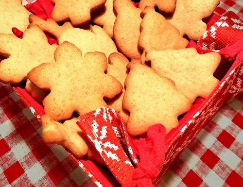 Biscotti speziati miele e cannella