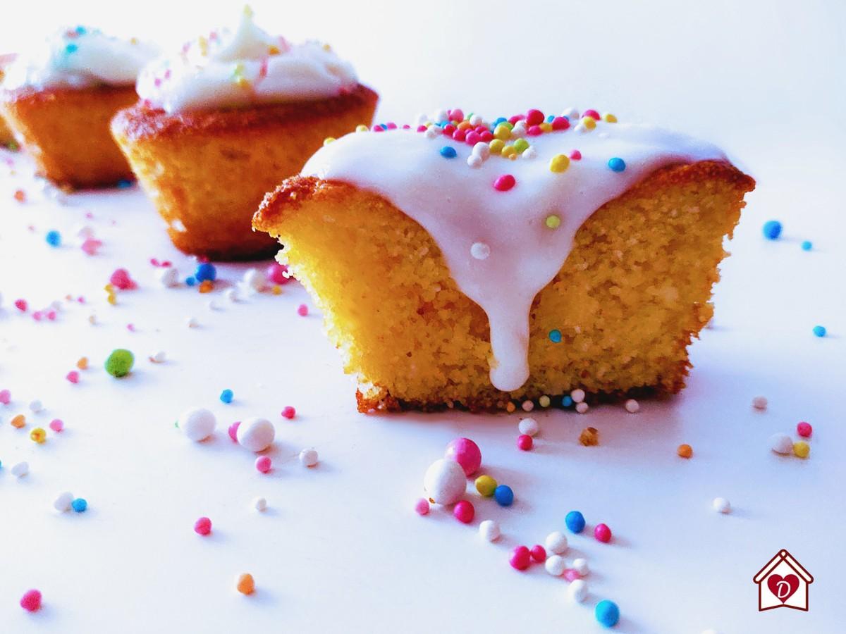 ricetta cupcakes di carnevale