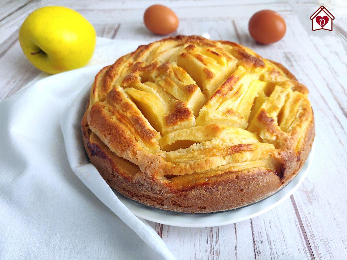 Ricetta della torta di mele della nonna