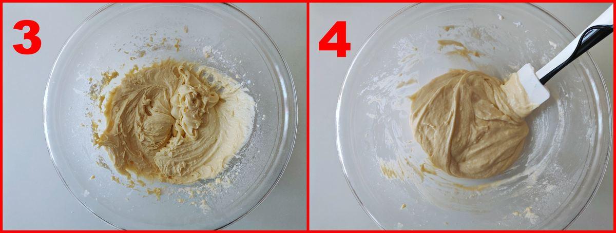 secondo procedimento della torta di mele della nonna