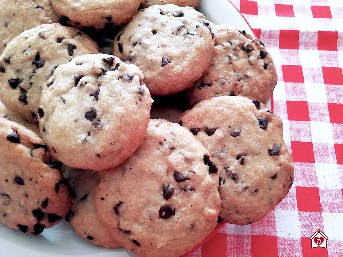 biscotti cookies ricetta originale dei biscotti americani