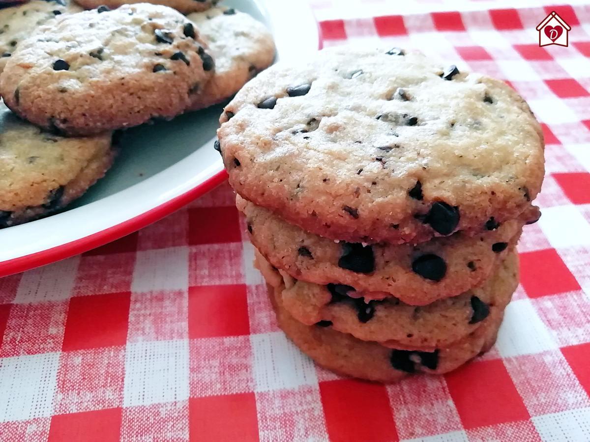 biscotti cookies ricetta perfetta