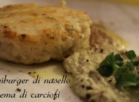 Hamburger di nasello