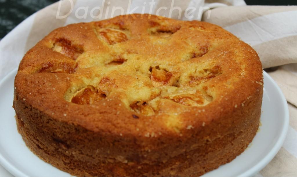 torta di mele e cannella 004
