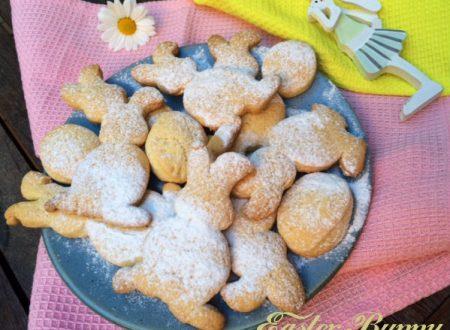Biscottini di pasta frolla