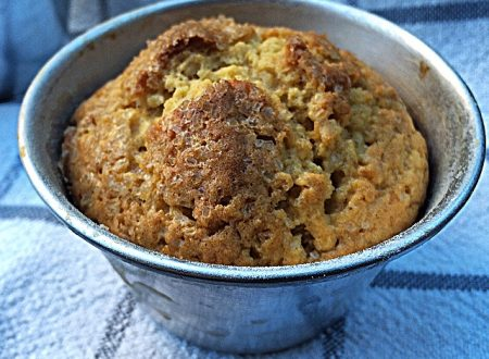 Muffins agli agrumi