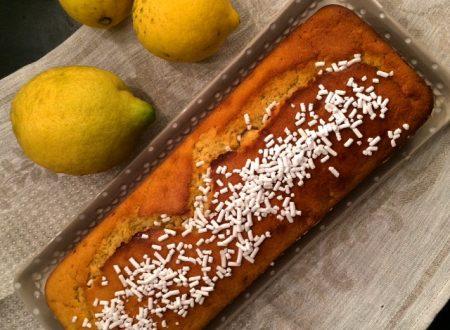 Cake miele e limone