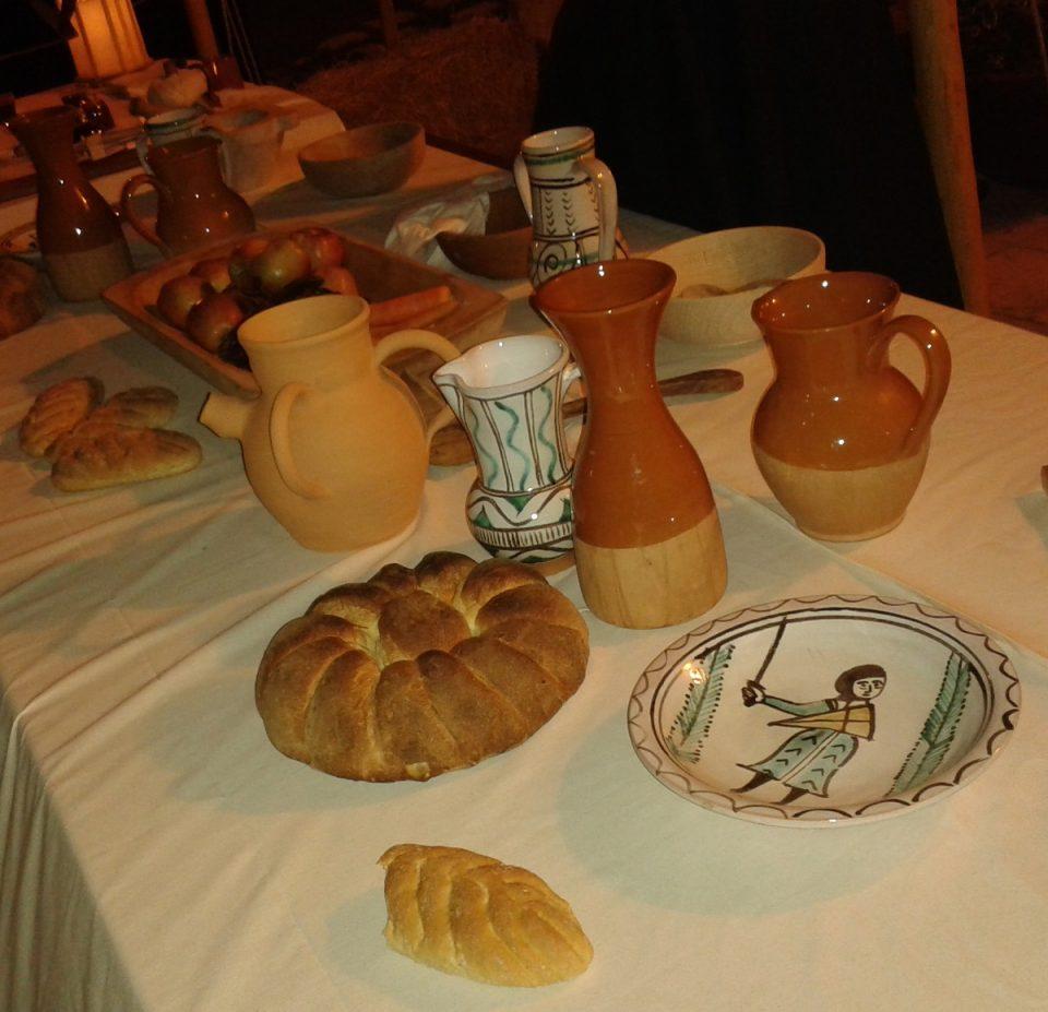 l'alimentazione nel Medioevo