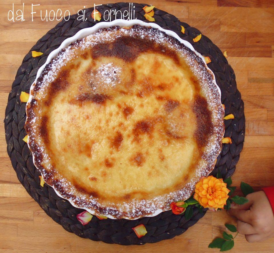 torta di panna