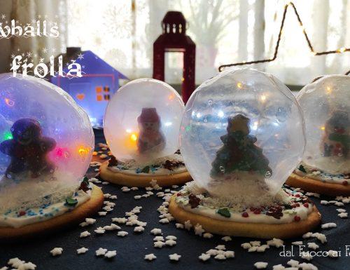 Snowballs di frolla
