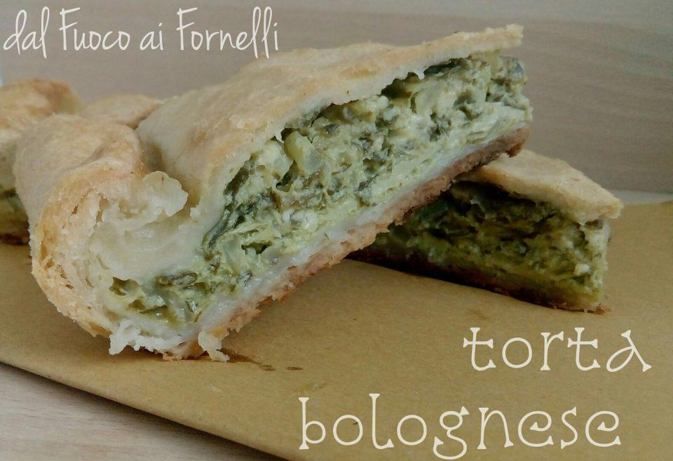 torta bolognese - XV secolo