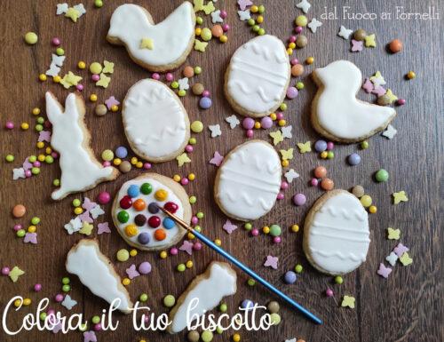 Colora il tuo biscotto – PYO cookies