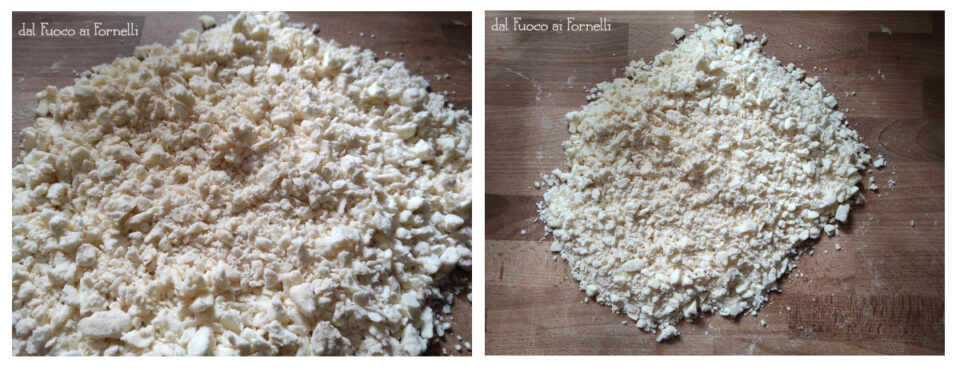 Finta sfoglia con formaggio morbido