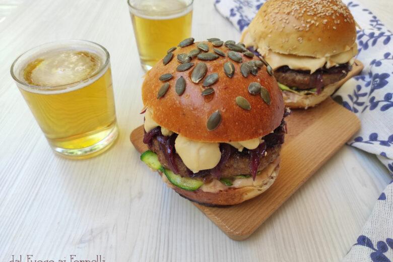Hamburger nocciolino