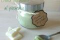 Crema spalmabile al pistacchio
