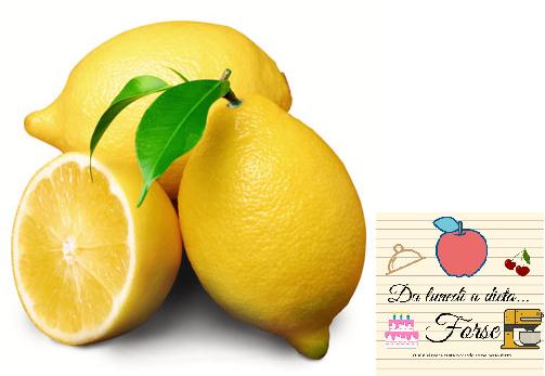 Limone da lunedì a dieta forse