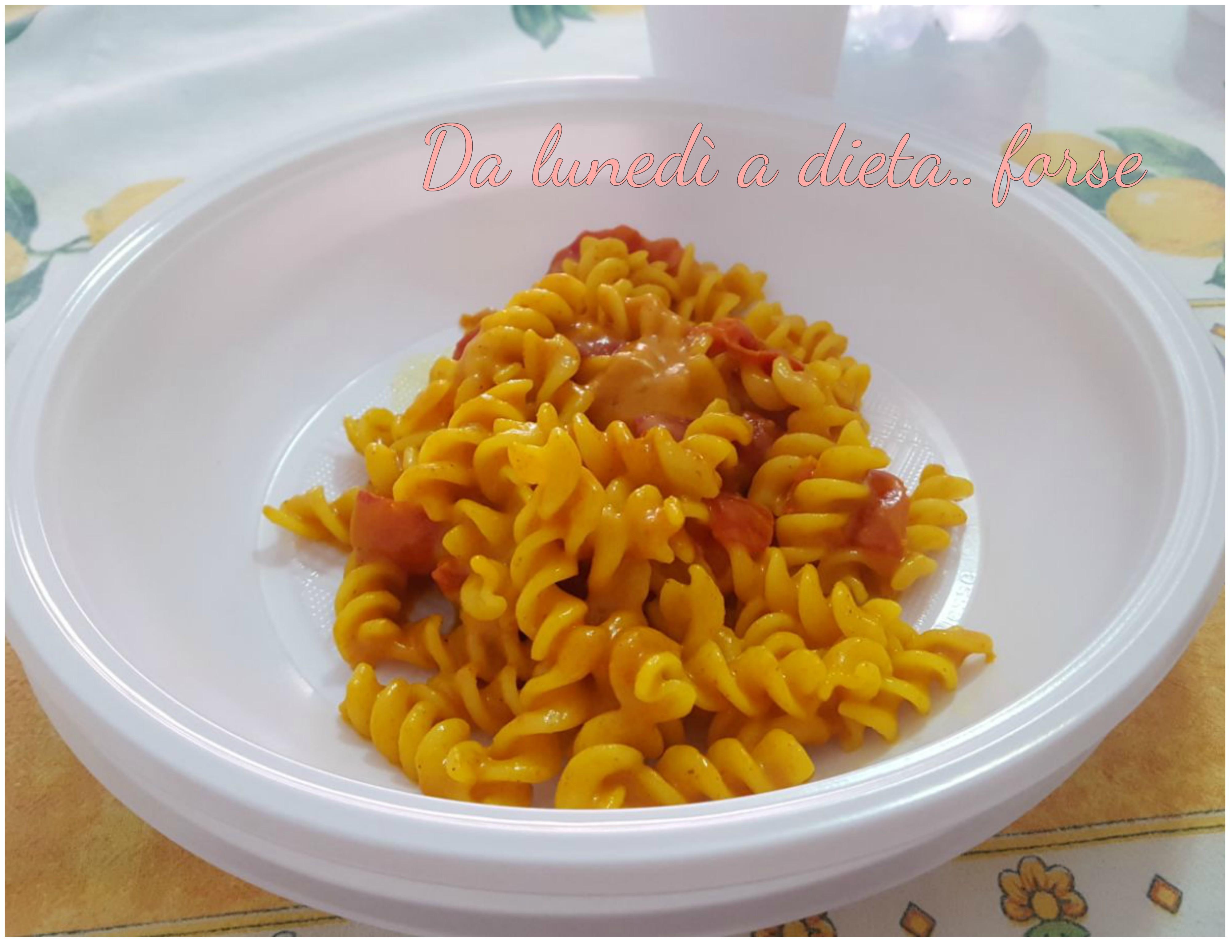 salsa al parmigiano
