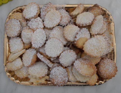 Biscotti al Burro (e limone)