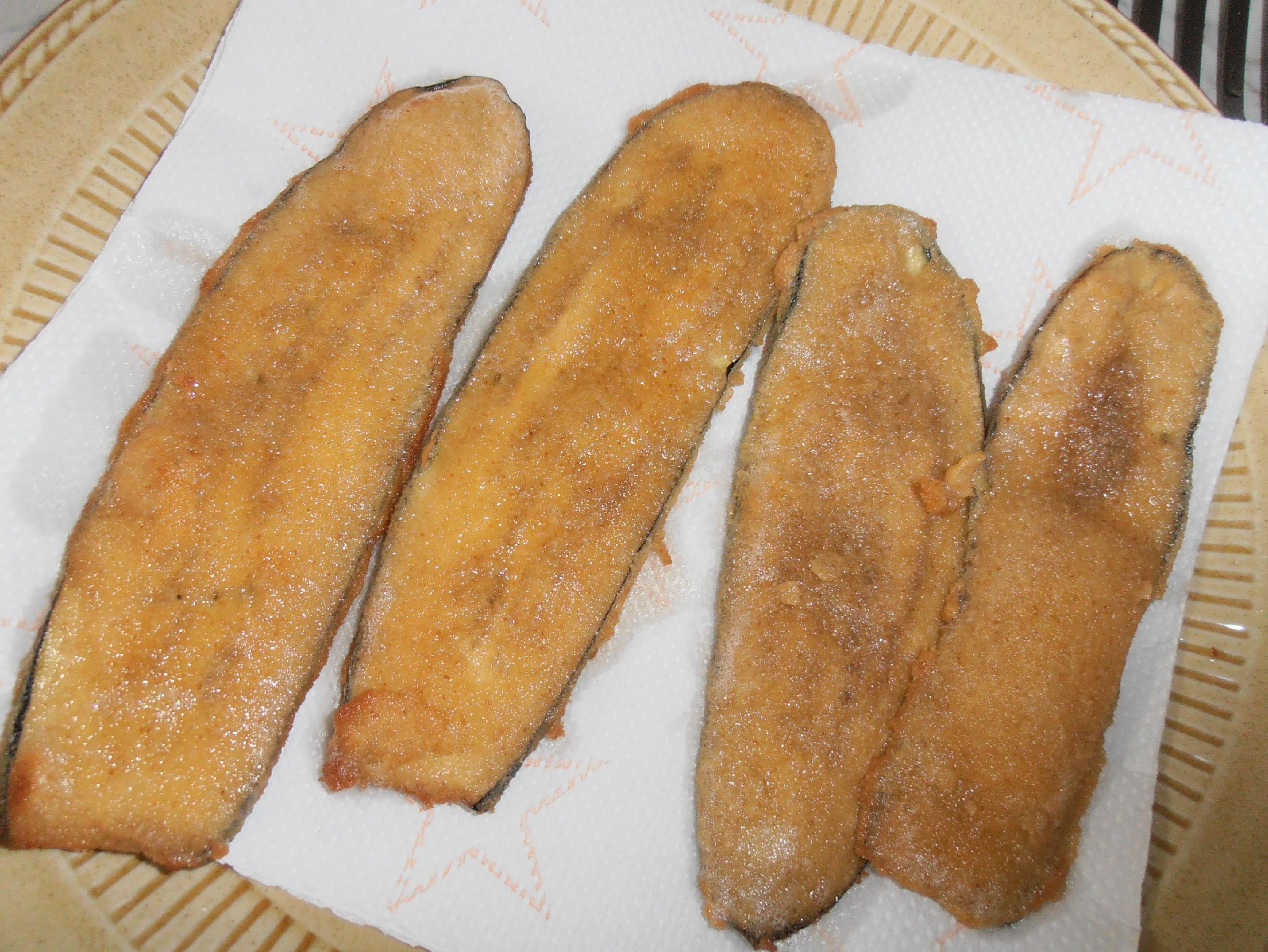 Resultado de imagem para melanzane fritte impanate