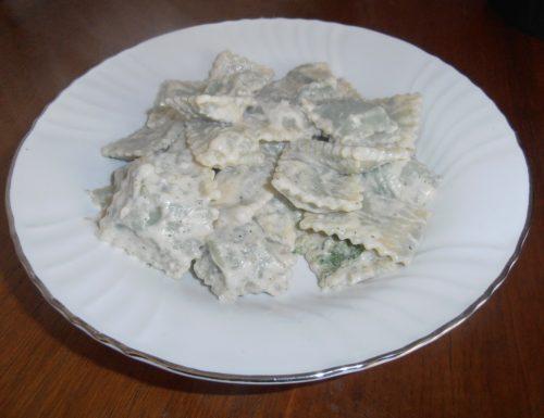 Ravioli con salsa di noci – ricetta ligure