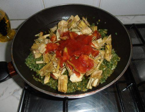 Carciofi: raccolta di ricette veloci