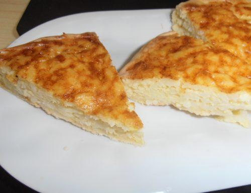 Torta di riso salata (ricetta ligure)