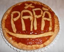 crostata festa del papà