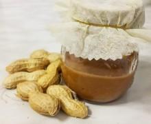 Burro di arachidi fatto in casa