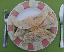 Wrap leggeri al tonno e lattughino – CucinaAncheTU!