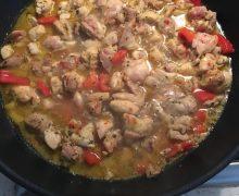 Pollo ai peperoni – CucinaAncheTU!