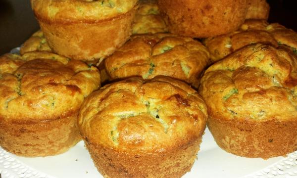 Muffin alle zucchine Ricetta