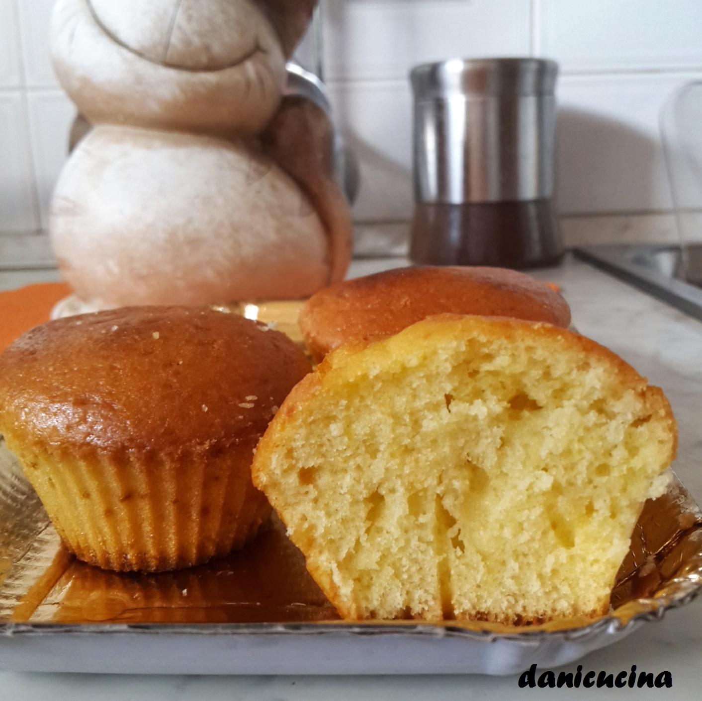 Famoso Muffin 7 vasetti - ricetta facile per la colazione | DANICUCINA SS81