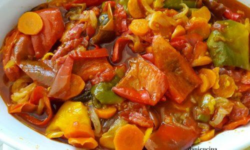 Peperonata – la ricetta per una peperonata perfetta