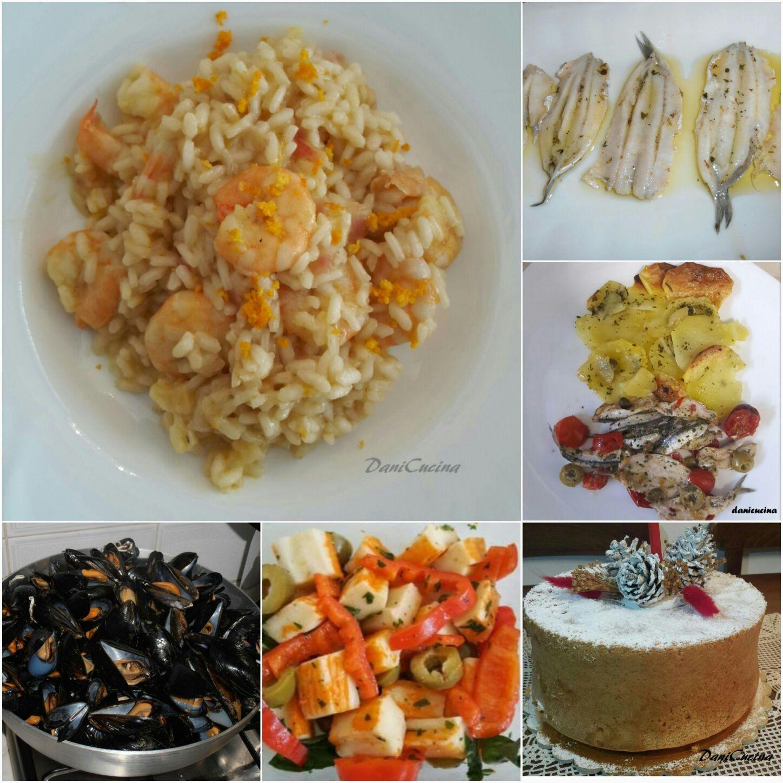 Menu di Natale 2016 pesce - ricette di pesce