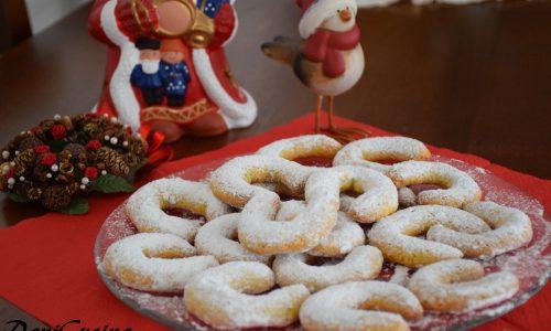 Vanillekipferl – Biscotti di Natale alla Vigilia