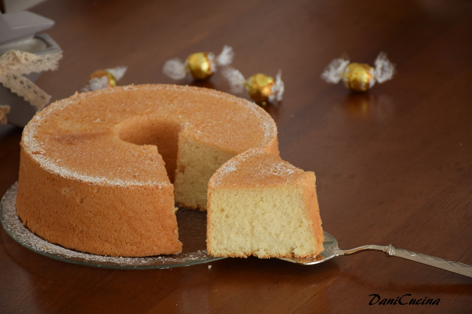 Angel Cake - La torta degli Angeli americana