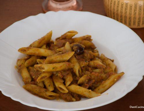 Pasta alla parodi (tipo alla Portofino)