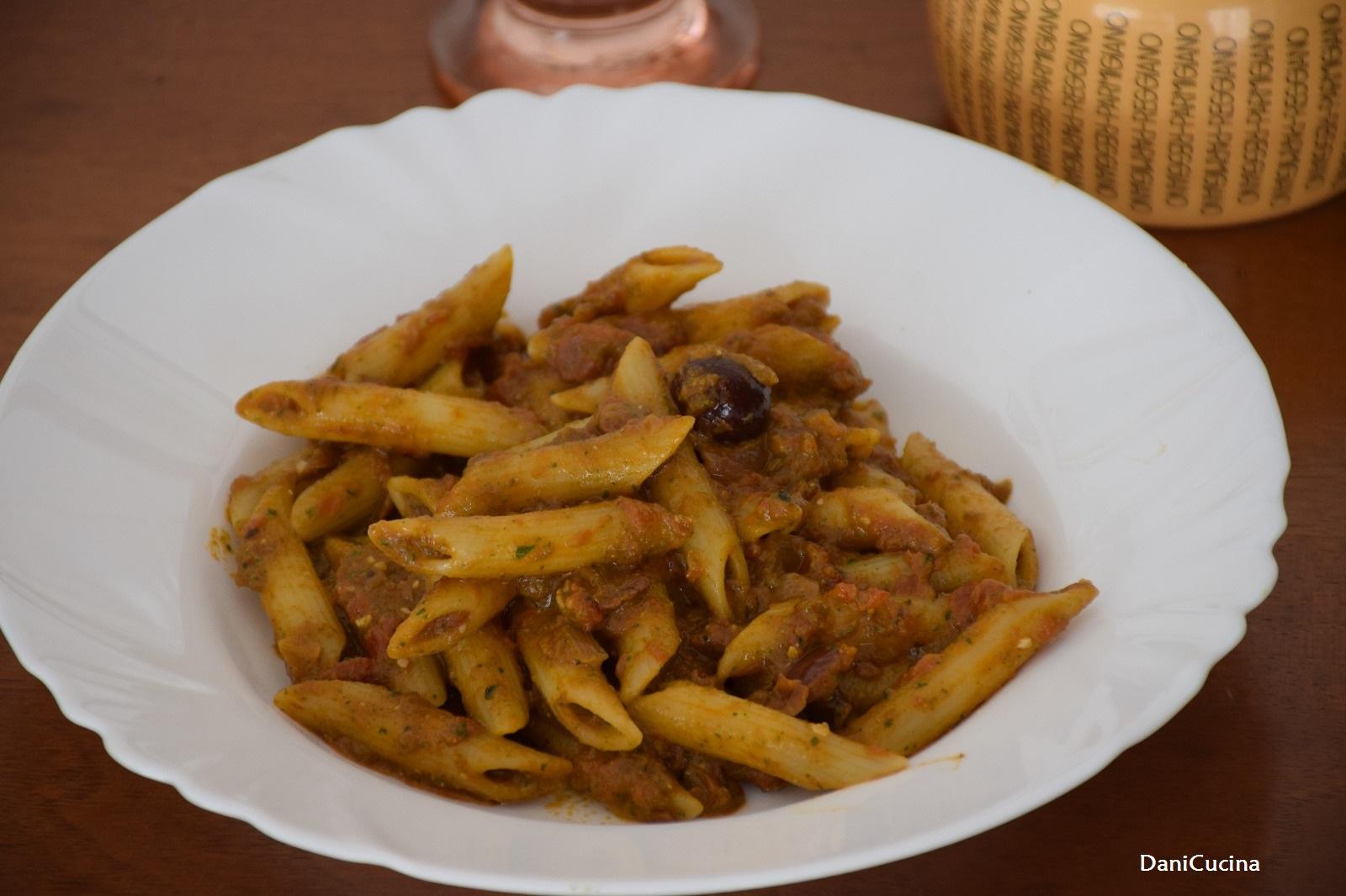 Pasta alla parodi (tipo Portofino)