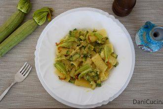 Carbonara di zucchine